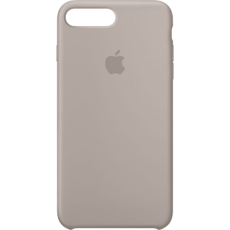Buy Brand New Apple iPhone 7 Plus Silicone Case - Pebble