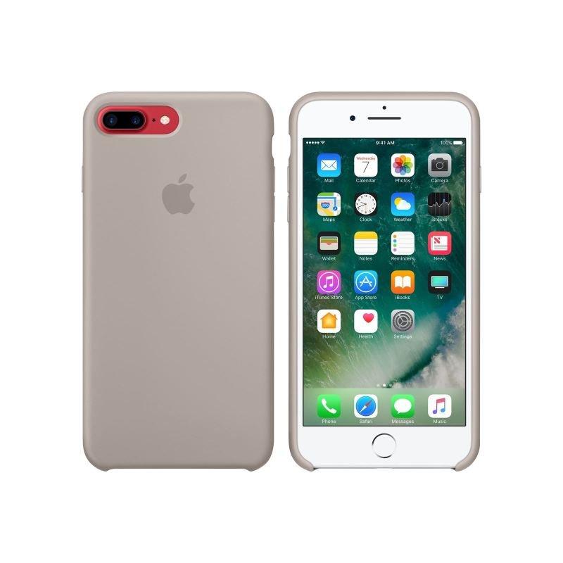 Apple iPhone 7 Plus Silicone Case - Pebble