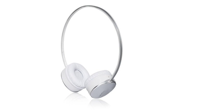 Rapoo S500 Bluetooth 4.0 Headset Silver