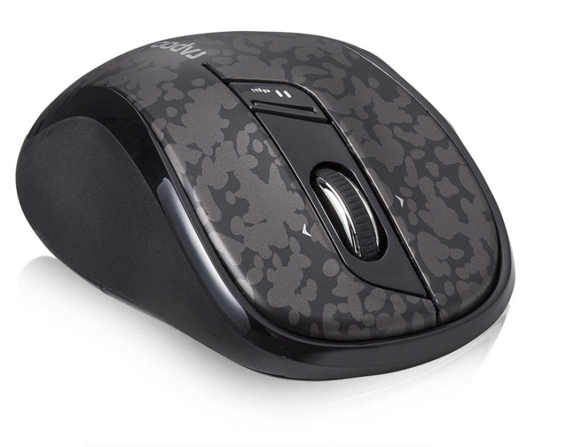 Rapoo 7100P 5GHz Wireless Optical Mouse Grey