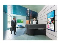 "60"" Black Lcd Large Format Display Full Hd 450 Cd/m2 24/7 Operation"