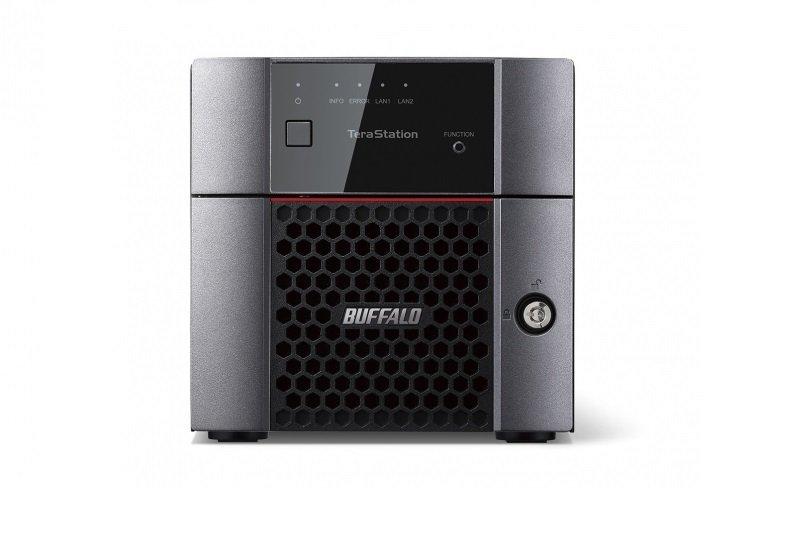 Buffalo 4TB TeraStation 3210DN 2 Bay Desktop NAS