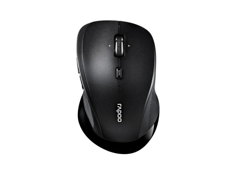 Rapoo 3910 2.4GHz Wireless Optical Mouse Black