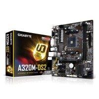EXDISPLAY Gigabyte AMD Ryzen AM4 A320M DS2 Micro ATX Motherboard