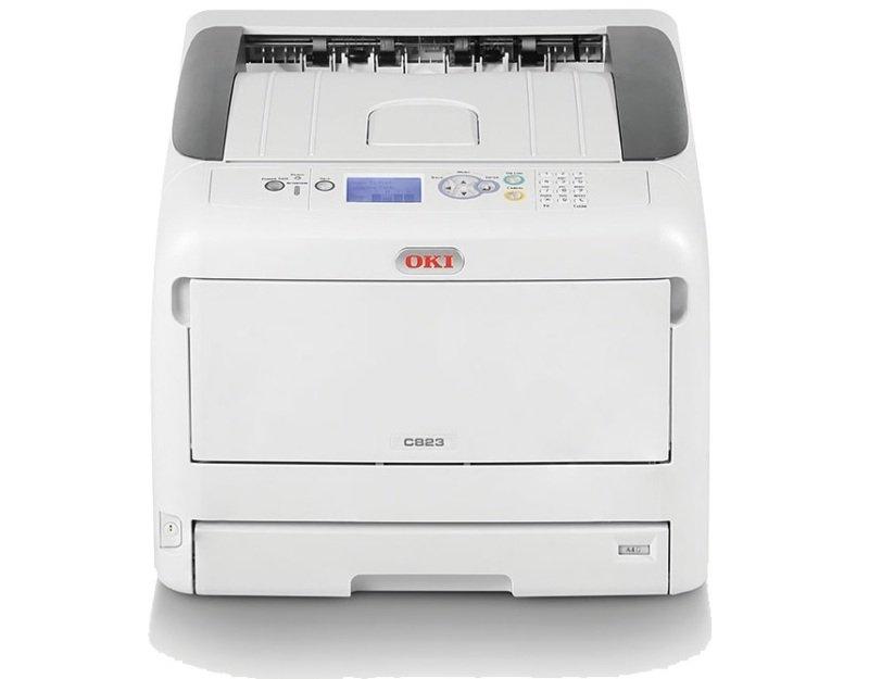 Oki C823N A3 Colour Laser Printer