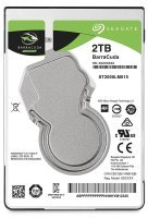"Seagate BarraCuda Laptop 2TB 2.5"" Hard Drive - 7mm"