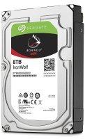 "Seagate IronWolf 8TB NAS Hard Drive 3.5"" SATA III 6GB's 7200RPM 256MB Cache"