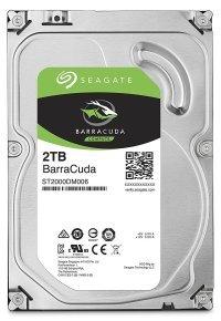 "Seagate BarraCuda 2TB 3.5"" Hard Drive"
