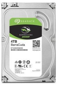 "Seagate BarraCuda 4TB 3.5"" Hard Drive"