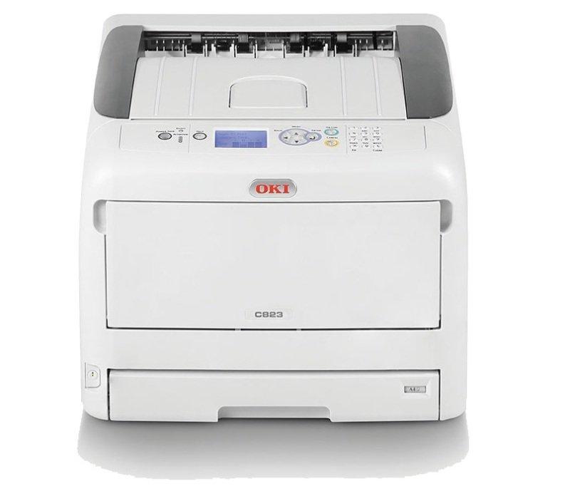 Oki C823DN A3 Colour Laser Printer
