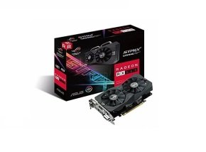 Asus AMD ROG STRIX RX 560 4GB GAMING Graphics Card