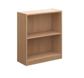 Economy Bookcase 720mm High 1 shelf  Beech