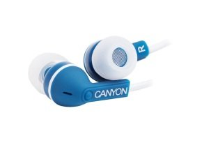 Colorful essential earphone 16 Ω; Frequency 20Hz-20kHz ; cable 1.2m; 3.5mm plug Blue