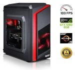 £949.91, Chillblast Fusion Excalibur 1060 Gaming PC, AMD Ryzen 5 1600X CPU 3.6Ghz, 8GB DDR4 + 1TB SSHD, NVIDIA GeForce GTX 1060 6GB, Windows 10 Home 64bit, 5 Year Standard Warranty,