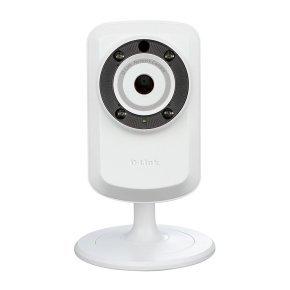 D-Link DCS-932L/B Wi-Fi Day/Night Camera