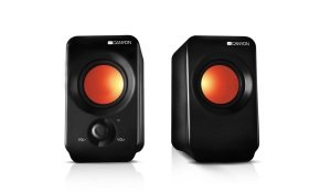 Canyon Rectangular PC speaker set