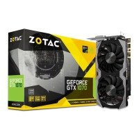 Zotac NVIDIA GeForce GTX 1070 Mini 8GB Graphics Card