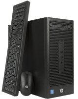 EXDISPLAY HP 280 G2 MT Desktop Intel Pentium Dual Core G4400 3.3GHz 8GB RAM 1TB HDD DVDRW Intel HD Windows 7 / 10 Pro