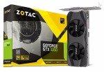 ZOTAC Nvidia GeForce GTX 1050 2GB Low Profile Graphics Card