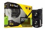 ZOTAC Nvidia GeForce GTX 1050 2GB OC Graphics Card