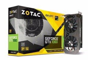 ZOTAC GTX 1060 3GB AMP! Edition Graphics Card