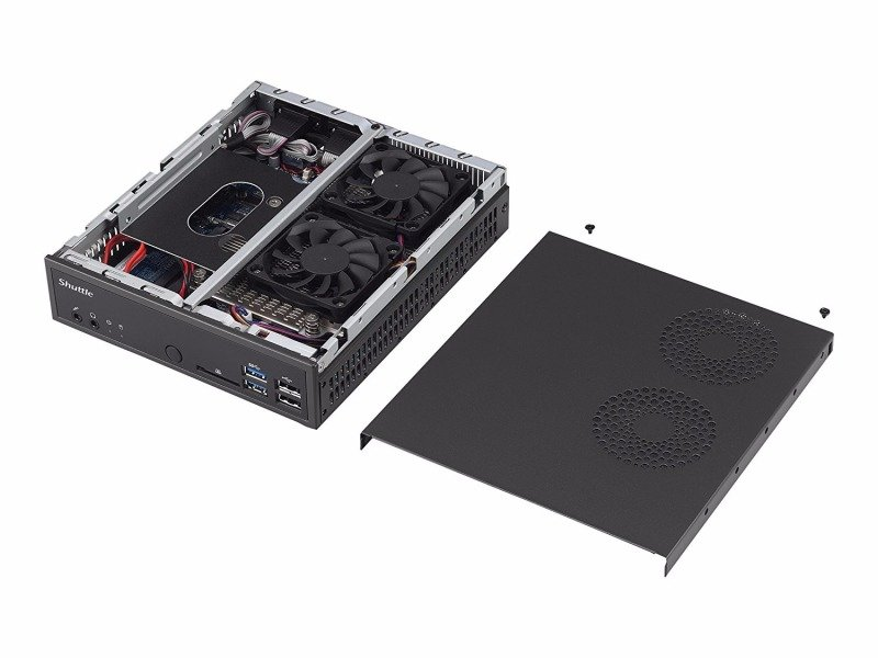 Shuttle XPC Slim DH170 Intel LGA 1151 Socket Barebone