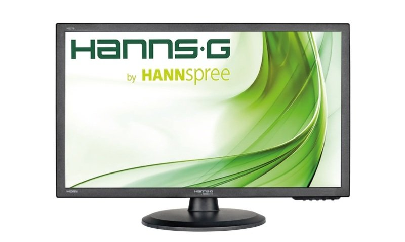 """HannsG HS278UPB 27"""" Full HD Monitor"""