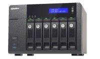 QNAP TVS-671-I5-8G 60TB (6 x 10TB SGT-IW PRO) 6 Bay NAS with 8GB RAM