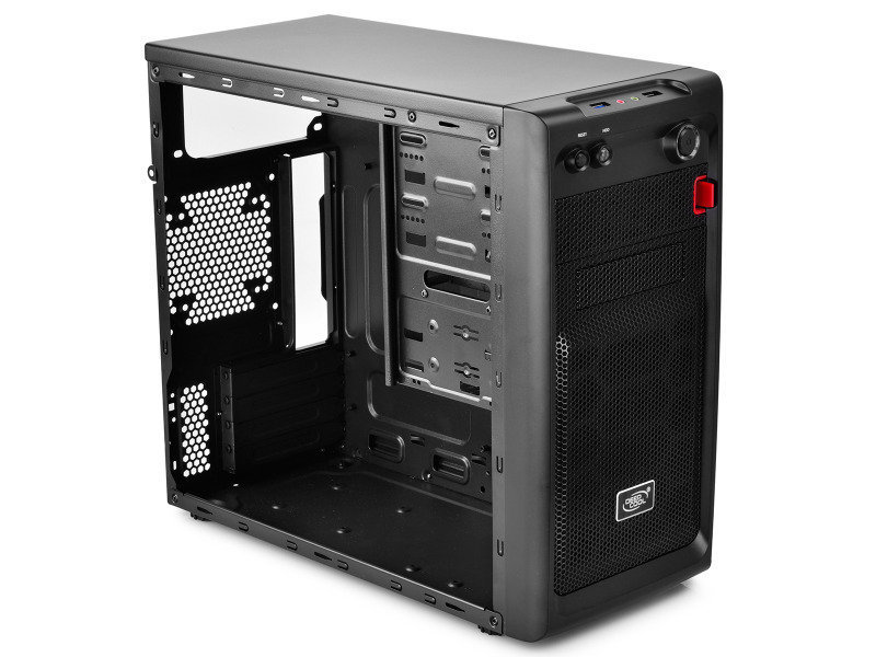 EXDISPLAY Deepcool Smarter Micro ATX PC Case