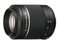 Sony SAL552002 55-200mm focal length 82.5-300mm equiva