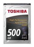 Toshiba H200 500GB 2.5inch SATAIII Solid State Hybrid Drive SSHD