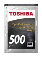Toshiba H200 500GB 2.5inch SATAIII Solid State Hybrid Drive SSHD