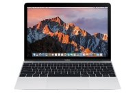 "Apple MacBook  Intel Core M3, 12"", 8GB RAM, 256GB SSD, macOS, Notebook - Silver"