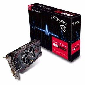 Sapphire AMD Radeon RX 560 Pulse OC 4GB Graphics Card...