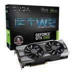 EVGA NVIDIA GTX 1080 FTW 2  iCX Graphics Card