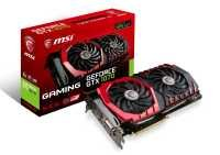 MSI NVIDIA GTX 1070 GAMING 8GB Graphics Card