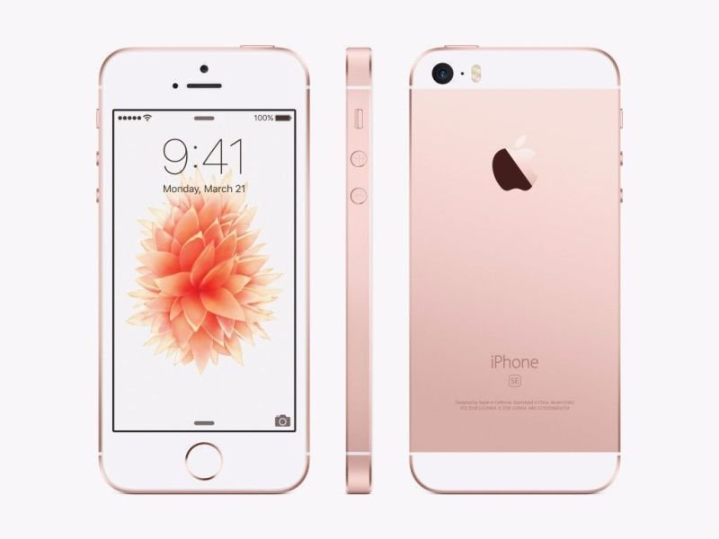 "Apple iPhone SE 4"" 16GB - Rose Gold"