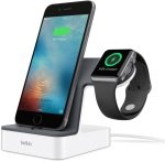 Belkin Charge dock for Apple Watch - White