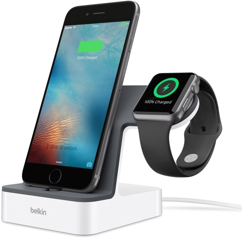 Belkin Charge dock for Apple Watch - White cheapest retail price