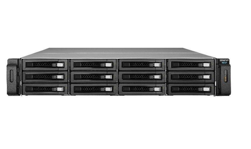 QNAP REXP-1220U-RP 48TB (12 x 4TB WD GOLD) 12 Bay Rack Expansion