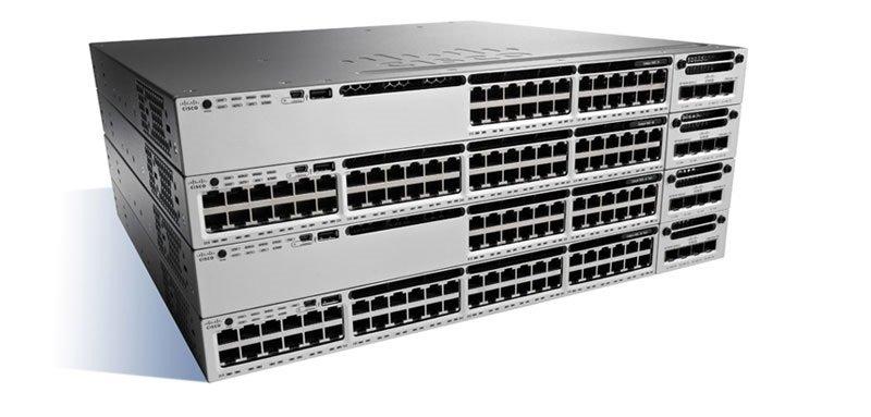 Cisco Catalyst 3850-24U-L 24 Port Managed Switch