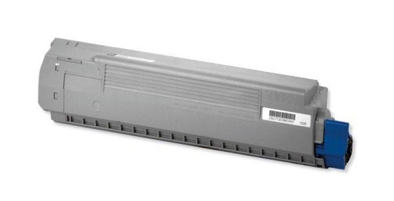 OKI MC861 Black Toner Cartridge