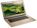 £227.27, Acer Chromebook 14 CB3 - Gold, Intel Celeron N3160 1.6GHz, 2GB RAM + 32GB eMMC, 14inch LED BL Display, Webcam + WIFI, Chrome OS,