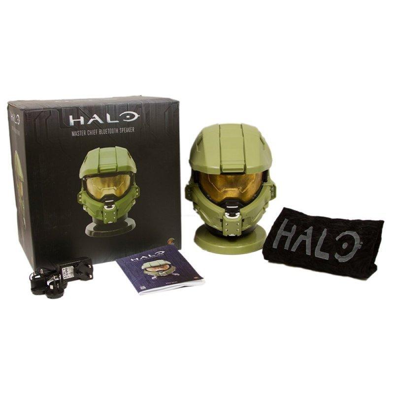 Halo Master Chief Bluetooth Speaker