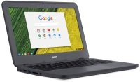 "Acer Chromebook 11 N7 C731T-C96J Intel Celeron, 11.6"", 4GB RAM, 32GB Flash, Chrome OS, Chromebook - Gray"