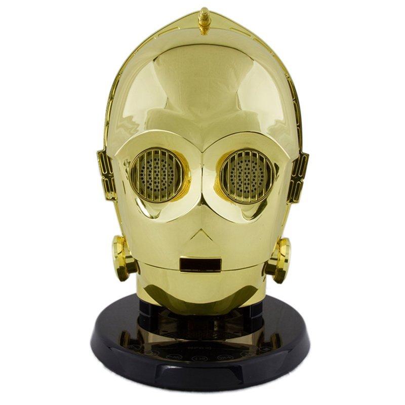 Image of Star Wars C-3PO Bluetooth Speaker - Gold