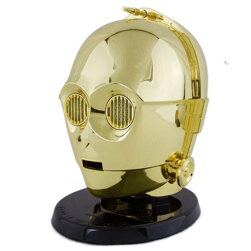 Star Wars C-3PO Bluetooth Speaker - Gold