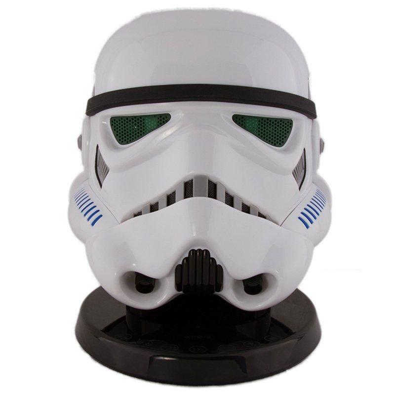 Image of Star Wars Stormtrooper Bluetooth Speaker - White