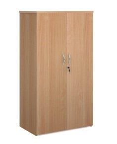 Ebuyer 1440mm High Standard Cupboards - Beech
