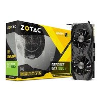 Zotac Nvidia GeForce GTX 1080 Ti AMP Edition 11GB GDDR5X Graphics Card